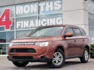 Used 2014 Mitsubishi Outlander ES | Heated Seat | Climate Control | Cruise for sale in Etobicoke, ON