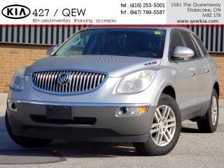 Used 2008 Buick Enclave CX for sale in Etobicoke, ON