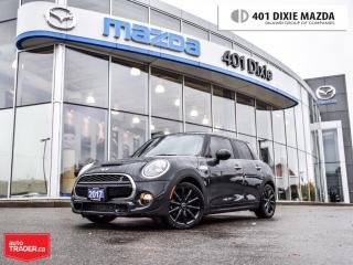 Used 2017 MINI Cooper S 5 Door, NO ACCIDENTS, FINANCE AVAILABLE for sale in Mississauga, ON