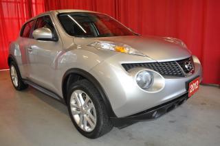 Used 2012 Nissan Juke SL | All-Wheel Drive | Low KM for sale in Listowel, ON