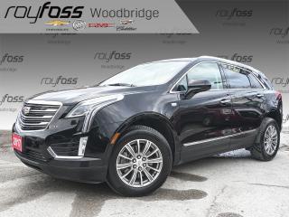 Used 2017 Cadillac XTS Luxury NAV, SUNROOF, BOSE for sale in Woodbridge, ON