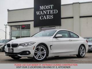 Used 2014 BMW 428i xDrive | NAVIGATION | CAMERA | SUNROOF for sale in Kitchener, ON