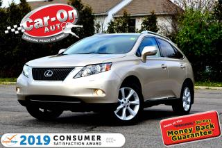 Used 2012 Lexus RX 350 Touring ONLY 30, 000 KM LEATHER NAV SUNROOF LOADED for sale in Ottawa, ON