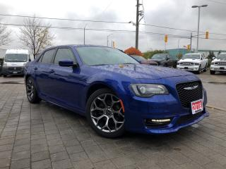 Used 2018 Chrysler 300 300S**PANORAMIC SUNROOF**NAVIGATION** for sale in Mississauga, ON