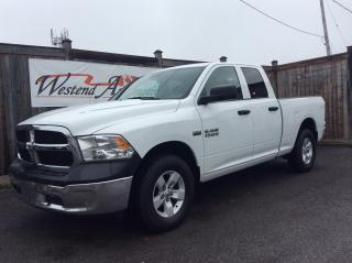 Used 2017 RAM 1500 ST    30000 KMS  4x4 for sale in Stittsville, ON
