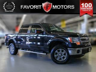 Used 2014 Ford F-150 XLT, 4WD SuperCrew 145, Powered Features, Alloys for sale in North York, ON