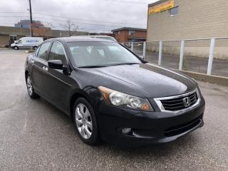 Used 2008 Honda Accord EX-L I V6 I NO ACCIDENT for sale in Toronto, ON