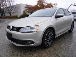 Used 2013 Volkswagen Jetta NAVIGATION for sale in Burnaby, BC