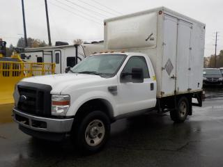Used 2009 Ford F-350 Cube Van 4WD for sale in Burnaby, BC