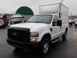Used 2008 Ford F-250 SD XL Long Box Cube 4WD for sale in Burnaby, BC