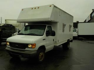Used 2006 Ford Econoline E-450  13 Foot Cube Van for sale in Burnaby, BC