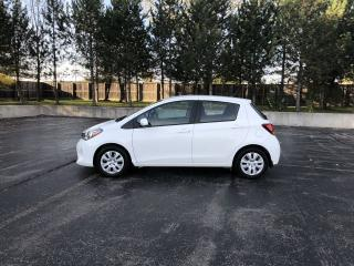 Used 2015 Toyota Yaris LE FWD for sale in Cayuga, ON