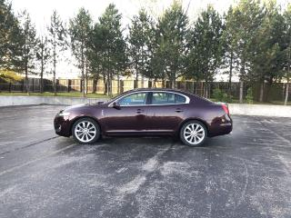 Used 2011 Lincoln MKS AWD for sale in Cayuga, ON