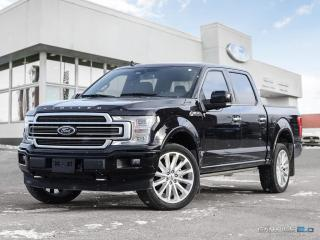 Used 2018 Ford F-150 3.5L ECO- LINE KEEPING- ADAPTIVE CRUISE CONTROL for sale in Winnipeg, MB