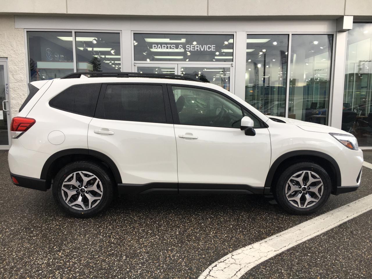 2019 Subaru Forester Touring & Eyesight