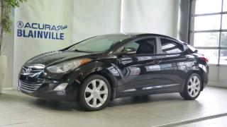 Used 2012 Hyundai Elantra Limited for sale in Blainville, QC