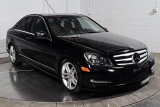 Used 2013 Mercedes-Benz C-Class 300 Awd Cuir Toit for sale in St-Constant, QC
