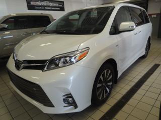 Used 2018 Toyota Sienna ltd awd for sale in Terrebonne, QC