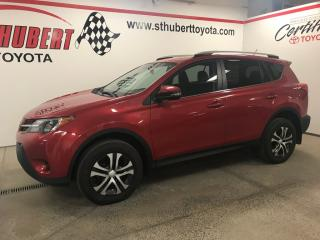 Used 2014 Toyota RAV4 Le, Fwd, Bancs Ch for sale in St-Hubert, QC