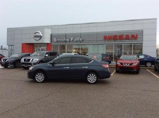Used 2015 Nissan Sentra 1.8 S CVT for sale in Smiths Falls, ON