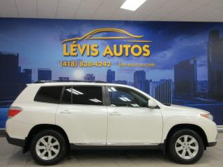 Used 2013 Toyota Highlander Awd Awd for sale in Lévis, QC