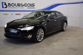 Used 2012 Tesla Model S P85, Véhicule for sale in Rawdon, QC