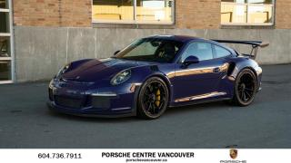 Used 2016 Porsche 911 GT3 RS | PORSCHE CERTIFIED for sale in Vancouver, BC