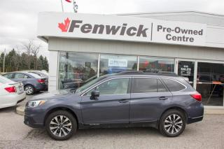 Used 2015 Subaru Outback 2.5i Limited at for sale in Sarnia, ON