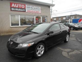 Used 2010 Honda Civic SR LX TOIT OUVRANT for sale in St-Hubert, QC