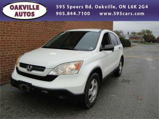 Used 2008 Honda CR-V LX for sale in Oakville, ON