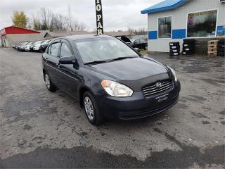 Used 2011 Hyundai Accent auto 98k safetied L for sale in Madoc, ON