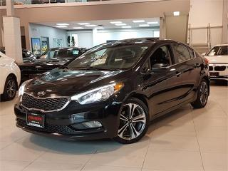 Used 2015 Kia Forte 2.0L SX=LEATHER-ROOF-NAVIGATION-CAMERA for sale in Toronto, ON