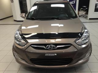Used 2013 Hyundai Accent Gls / Toi Ouvrant for sale in Sherbrooke, QC