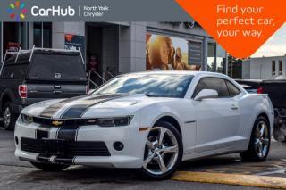 Used 2015 Chevrolet Camaro LT|Sunroof|Boston Audio|Nav|Backup_Cam|Bluetooth|R_Start|18
