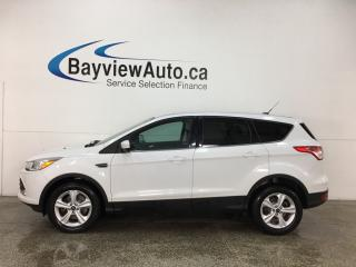 Used 2014 Ford Escape - KEYPAD! ECOBOOST! HTD SEATS! SYNC! REVERSE CAM! ALLOYS! for sale in Belleville, ON