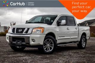 Used 2015 Nissan Titan SL|4x4|Navi|Sunroof|Bluetooth|Backup Cam|Leather|Heated Front Seats|20