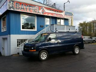 Used 2009 Chevrolet Express 1500 Cargo **5.3L/Power Group/Shelving/Only 26k!** for sale in Barrie, ON