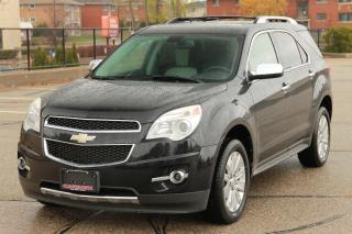 Used 2011 Chevrolet Equinox LTZ Sunroof | Leather | AWD | CERTIFIED for sale in Waterloo, ON