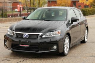 Used 2012 Lexus CT 200h Leather | Sunroof | CERTIFIED for sale in Waterloo, ON