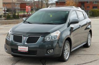 Used 2009 Pontiac Vibe AWD   CERTIFIED for sale in Waterloo, ON
