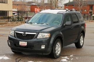 Used 2010 Mazda Tribute GX V6 4WD | V6 | CERTIFIED for sale in Waterloo, ON