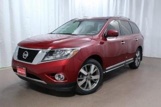 Used 2014 Nissan Pathfinder Platinum for sale in Middle Sackville, NS
