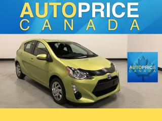 Used 2015 Toyota Prius C for sale in Mississauga, ON