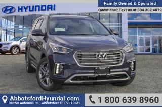 New 2019 Hyundai Santa Fe XL Ultimate for sale in Abbotsford, BC