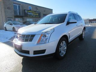 Used 2011 Cadillac SRX FWD 4dr 3.0 Luxury for sale in Newmarket, ON