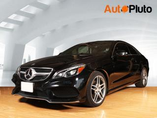 Used 2016 Mercedes-Benz E-Class 2DR CPE E 400 4MATIC for sale in Toronto, ON