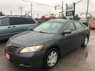Used 2007 Toyota Camry LE l Backup Cam l Power Seat for sale in Waterloo, ON