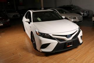 Used 2018 Toyota Camry Hybrid SE Auto for sale in North York, ON
