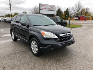 Used 2009 Honda CR-V EX-L 4WD for sale in Komoka, ON