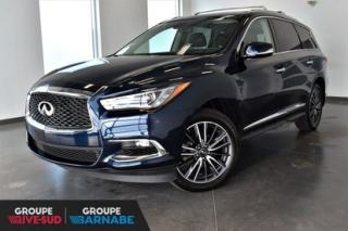 Used 2017 Infiniti QX60 AWD for sale in Brossard, QC